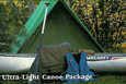 ultra-light canoe package
